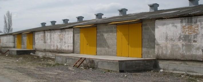 СКЛАДЫ №3 Капитальные склады без отопления