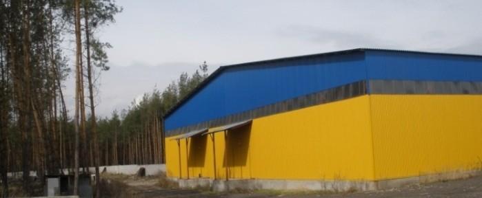 СКЛАД № 18 Ангар 5000 кв.м. (2600+2400 кв.м.)