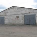 Капитальный склад в пригороде Киева