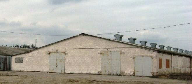 Капитальный склад 500 кв.м.
