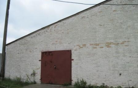 Кирпичный склад 240 кв.м. с отоплением